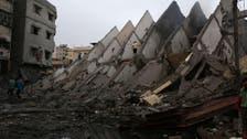 غزة.. غادرت الحرب ناقصة 10 آلاف منزل