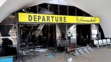 لیبیا: بنغازی کے اہم ہوائی اڈے پر راکٹوں سے حملہ