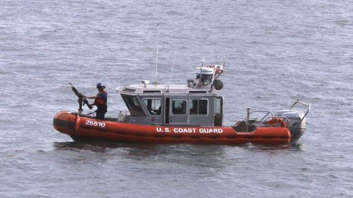 سفينة تابعة ل خفر السواحل الأميركي