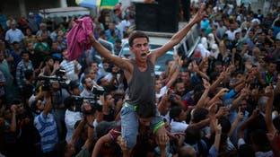 احتفالات في غزة.. وواشنطن تأمل التزام الطرفين الهدنة