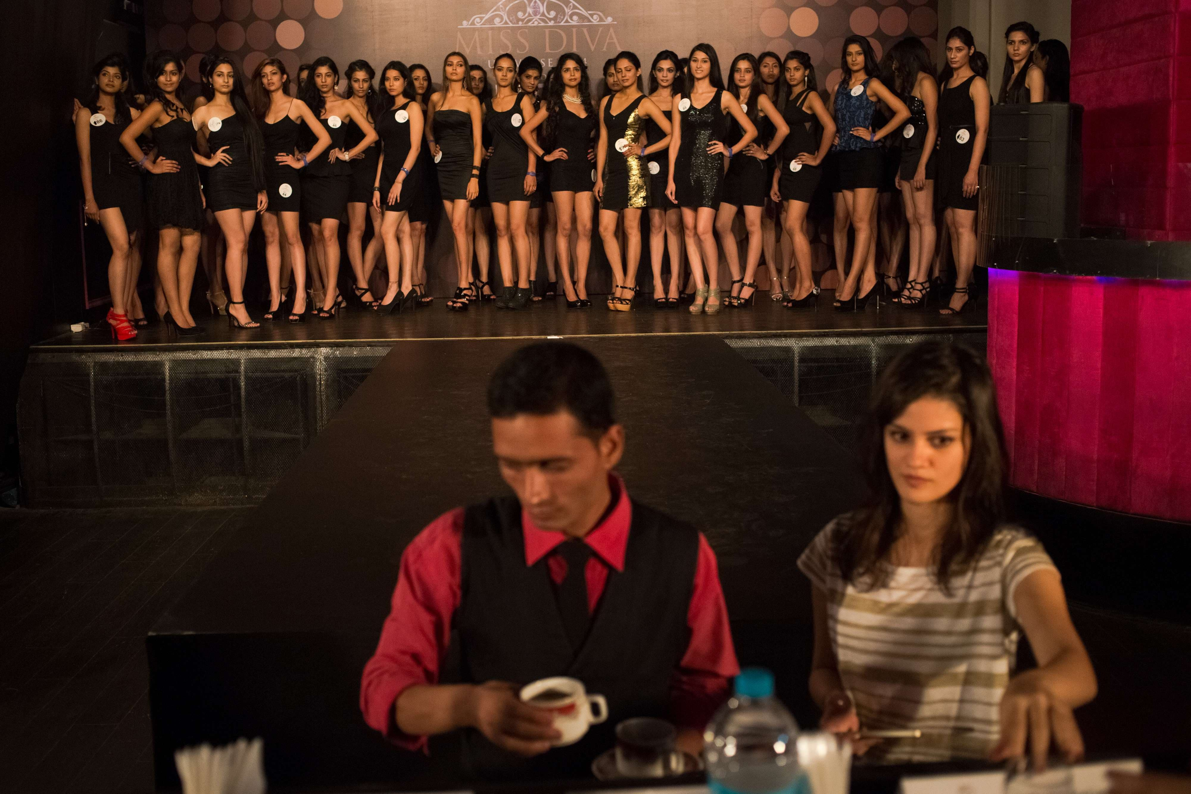 Miss Diva auditions in India