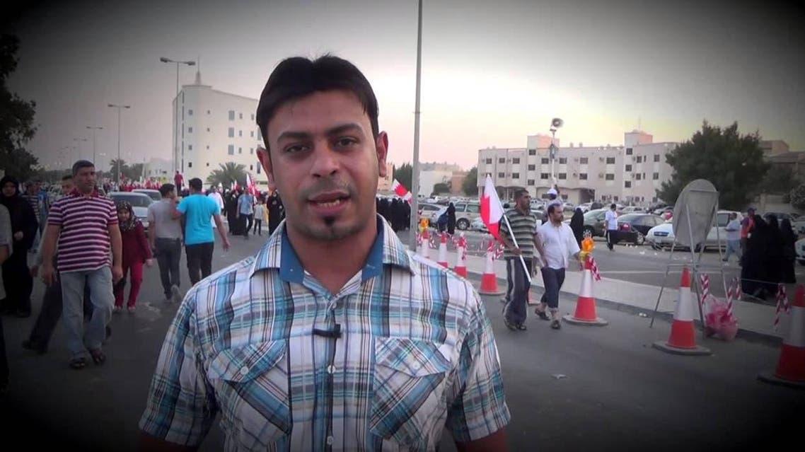 المعارض البحريني نادر عبدالإمام البحرين