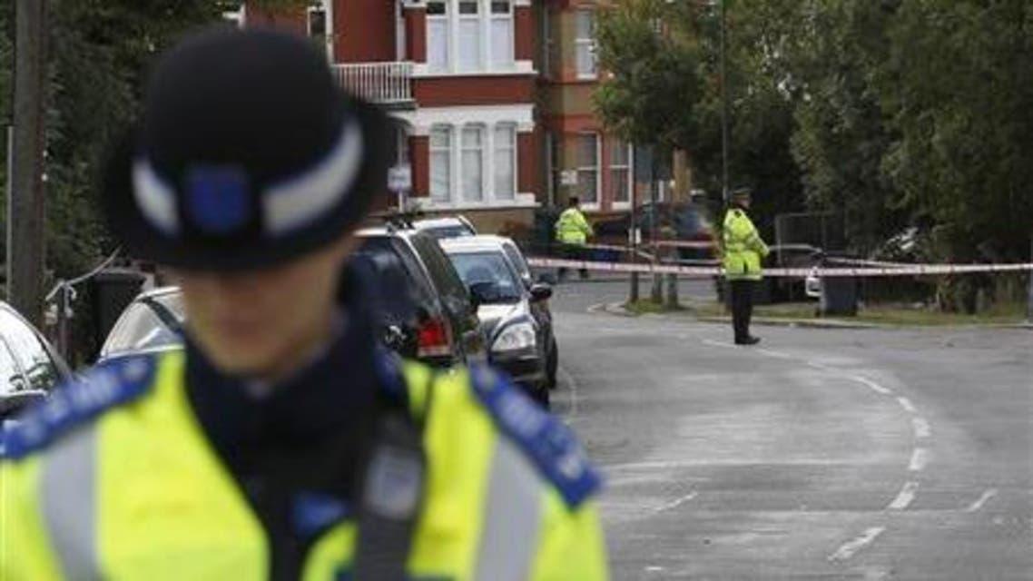 UK police reuters