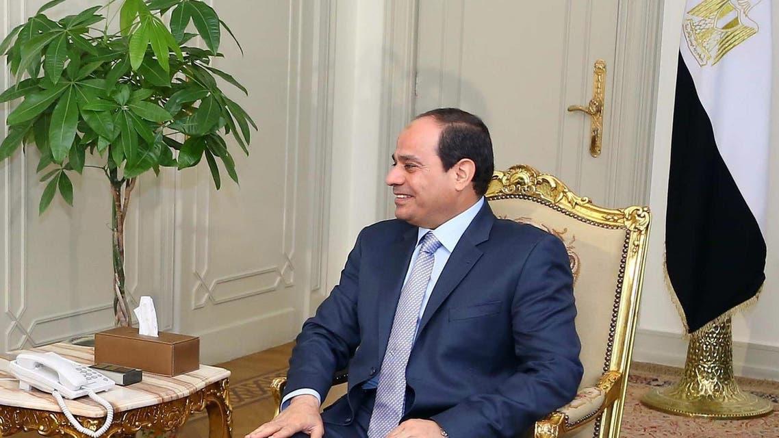 Abdel Fattah al-Sisi AFP