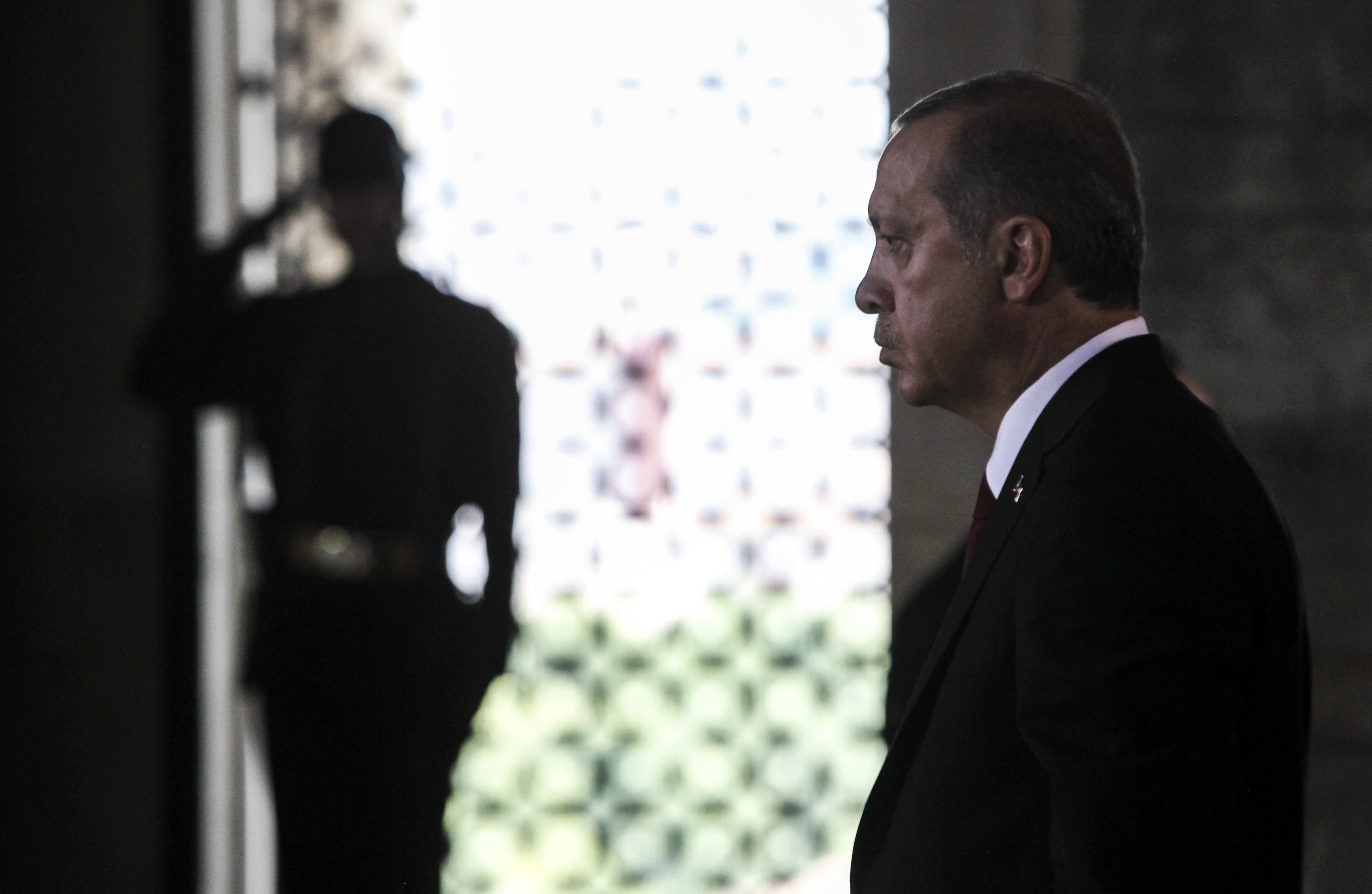 Erdogan Turkey president AFP