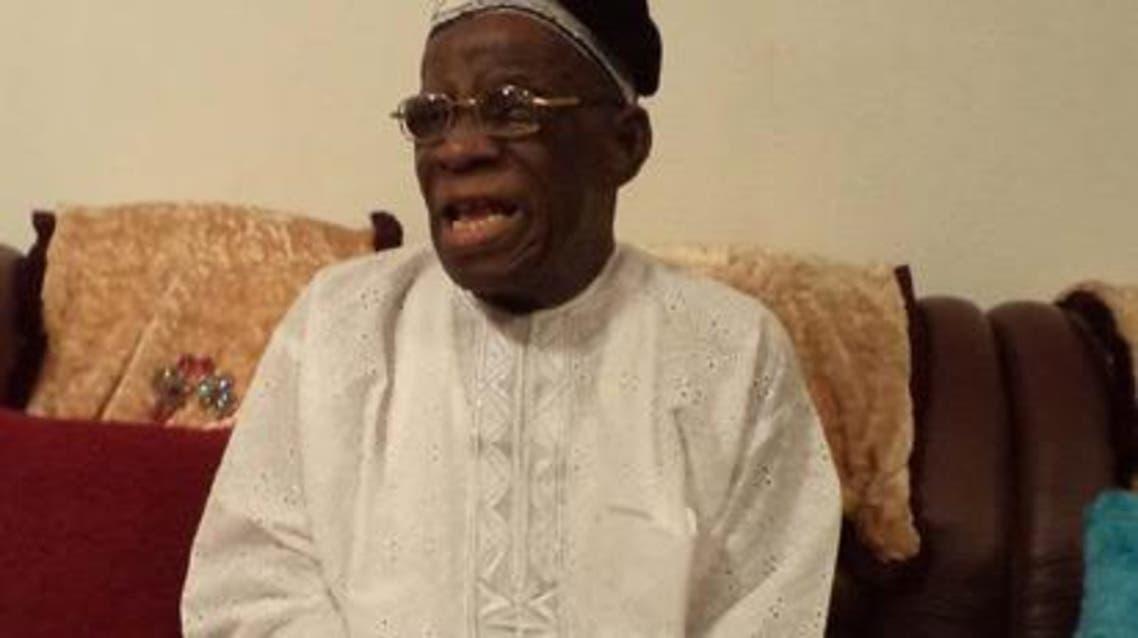 The Reverend Samuel Akinbode Sadela  Facebook