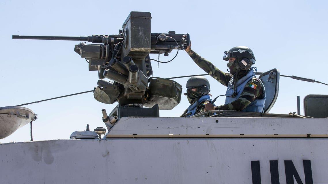 UNDOF Golan AFP
