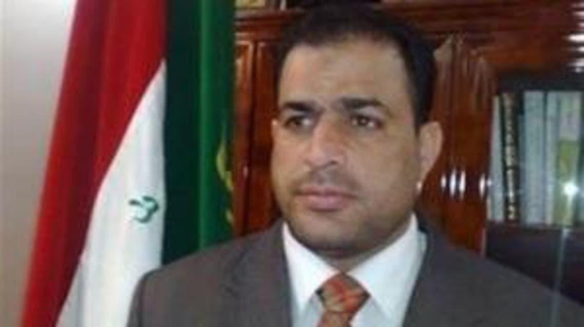 محافظ بغداد علي محسن التميمي