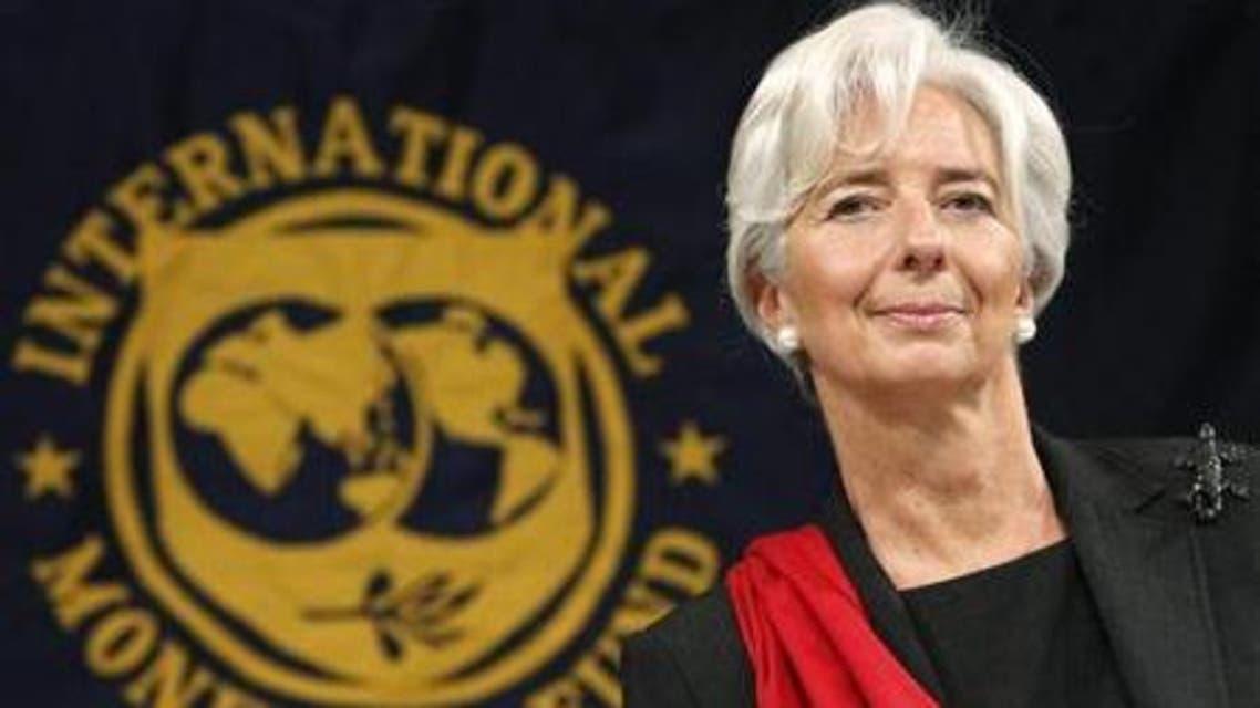 IMF lagarde reuters