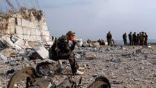 U.N. says death toll in Ukraine fighting hits 2,593