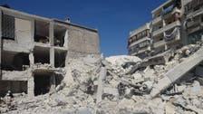 طيران النظام يقصف حلب وريفها بالبراميل المتفجرة