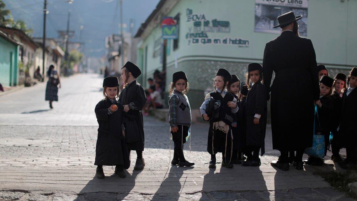 jews guatemala reuters