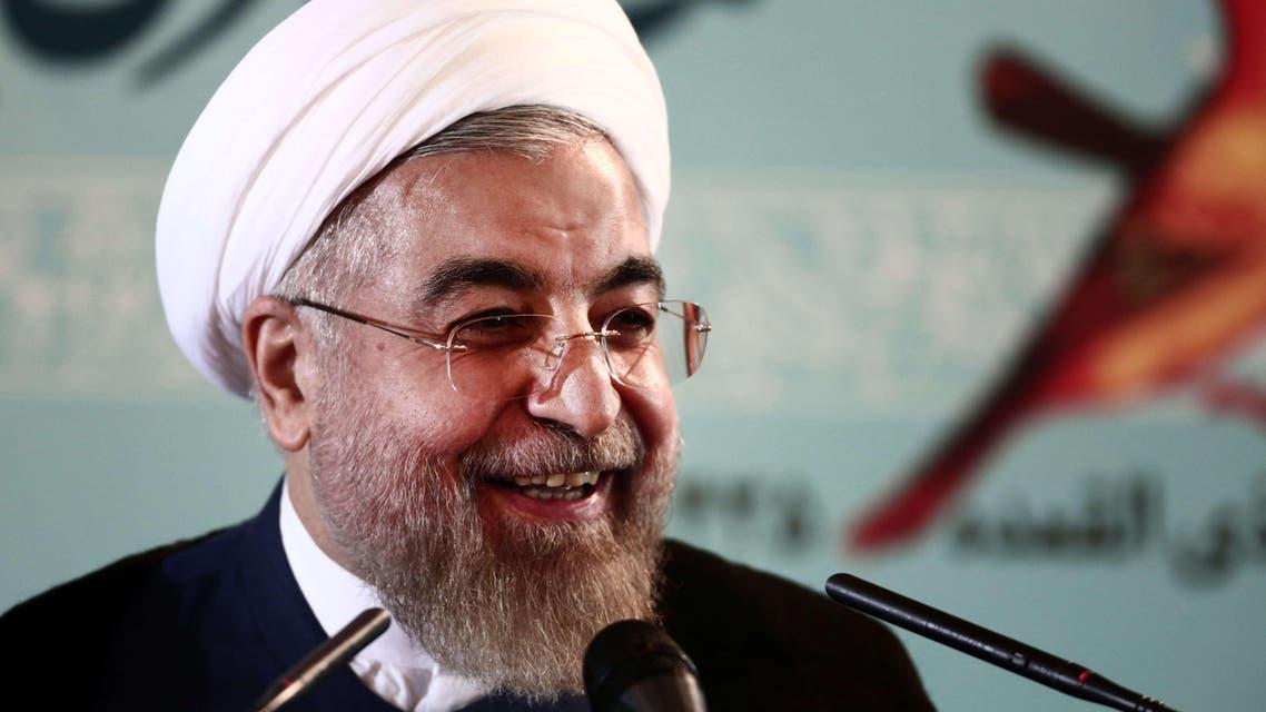 Iranian president Rouhani Rowhani AFP