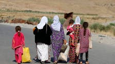 Dozens of Yazidi women 'sold into marriage' by ISIS