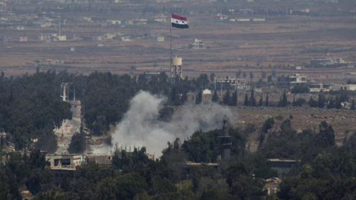 اشتباكات بين المعارضة وال جيش السوري في القنيطرة على حدود الجولان