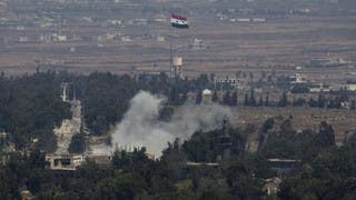 قصف إسرائيلي على القنيطرة السورية ردا على قذيفة هاون