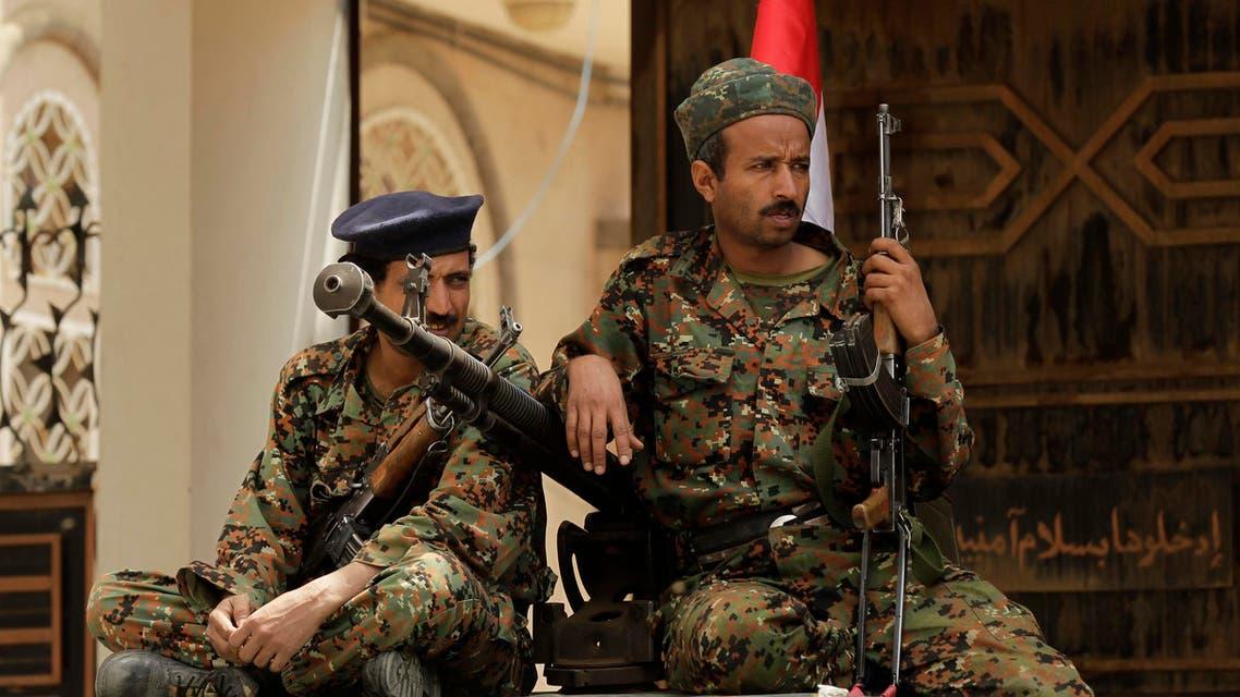Reuters Yemen Soldiers