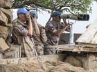 عناصر تابعة لقوات حفظ السلام في الجولان