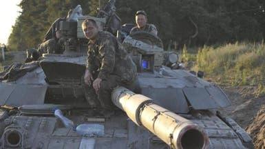 تبادل أسرى بين أوكرانيا وروسيا