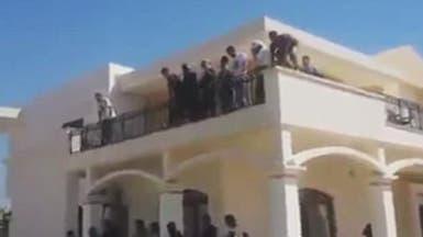 """ميليشيا """"فجر ليبيا"""" تقتحم سفارة أميركا بطرابلس"""