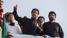 Pakistan's Khan 'ready to die,' calls for more protests