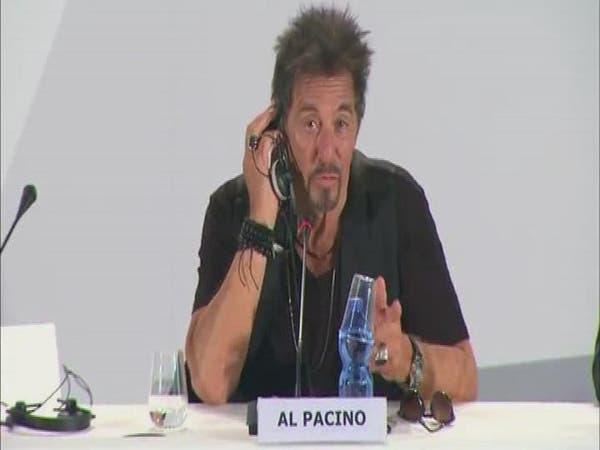 آل باتشينو في مهرجان البندقية