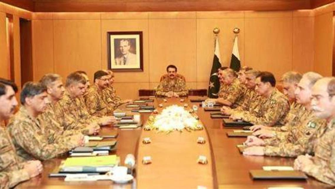 ARMY MEETING