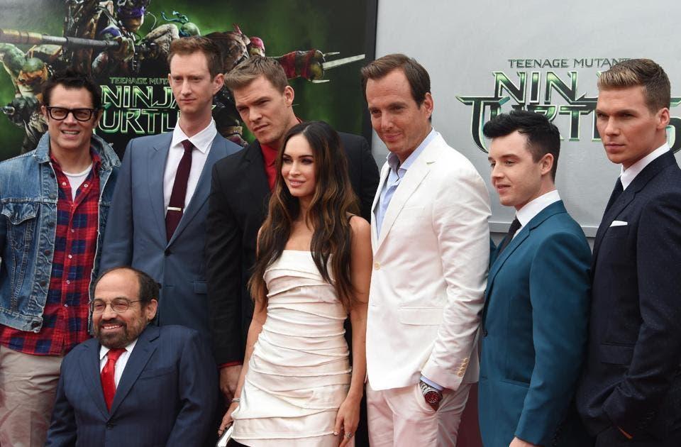 Arab Fans Weary Of Michael Bay's Teenage Mutant Ninja Turtles