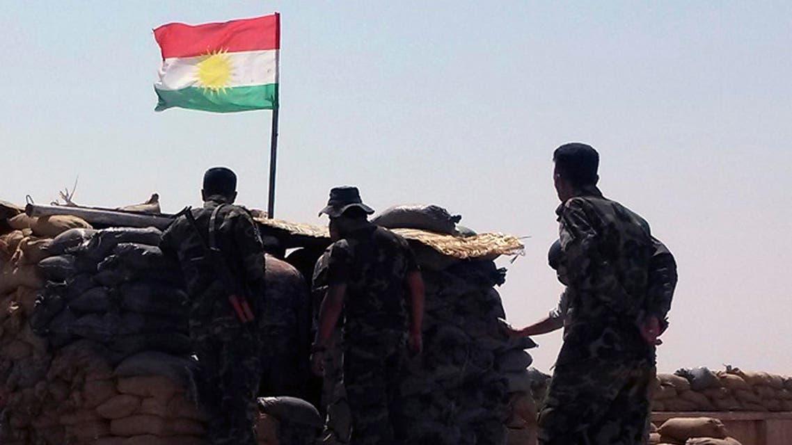 peshmerga بيشمركة اكراد
