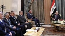 """الرئيس العراقي يدعو لتعديل قوانين """"اجتثاث البعث"""""""