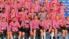 Bayern's Ribéry, Benatia, Shaqiri refuse to hold beer during photo shoot