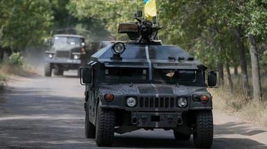"""وزير دفاع أوكرانيا يحذر من """"حرب كبرى"""" مع روسيا"""