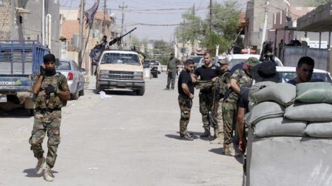 kurdish forces reuters