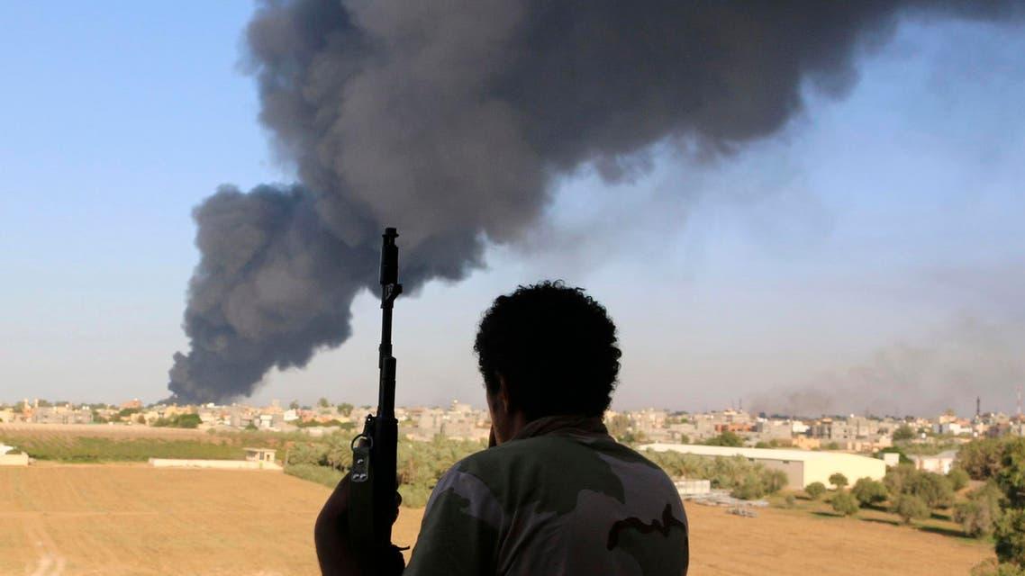 Libya Zintan Reuters