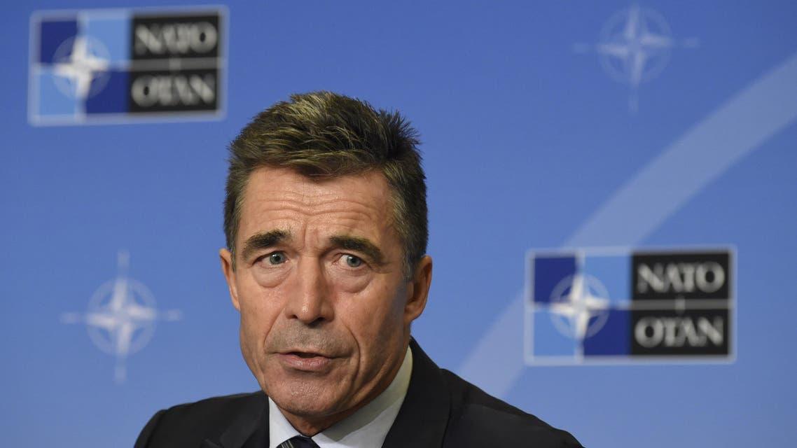 Anders Fogh Rasmussen AFP