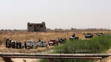 الجيش العراقي يشن هجوماً من 3 محاور لاستعادة تكريت