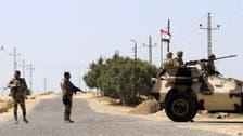 مقتل 3 من أفراد الأمن بانفجار عبوة ناسفة في الشيخ زويد