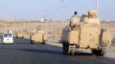 Egyptian soldier killed, officer wounded in Sinai attack