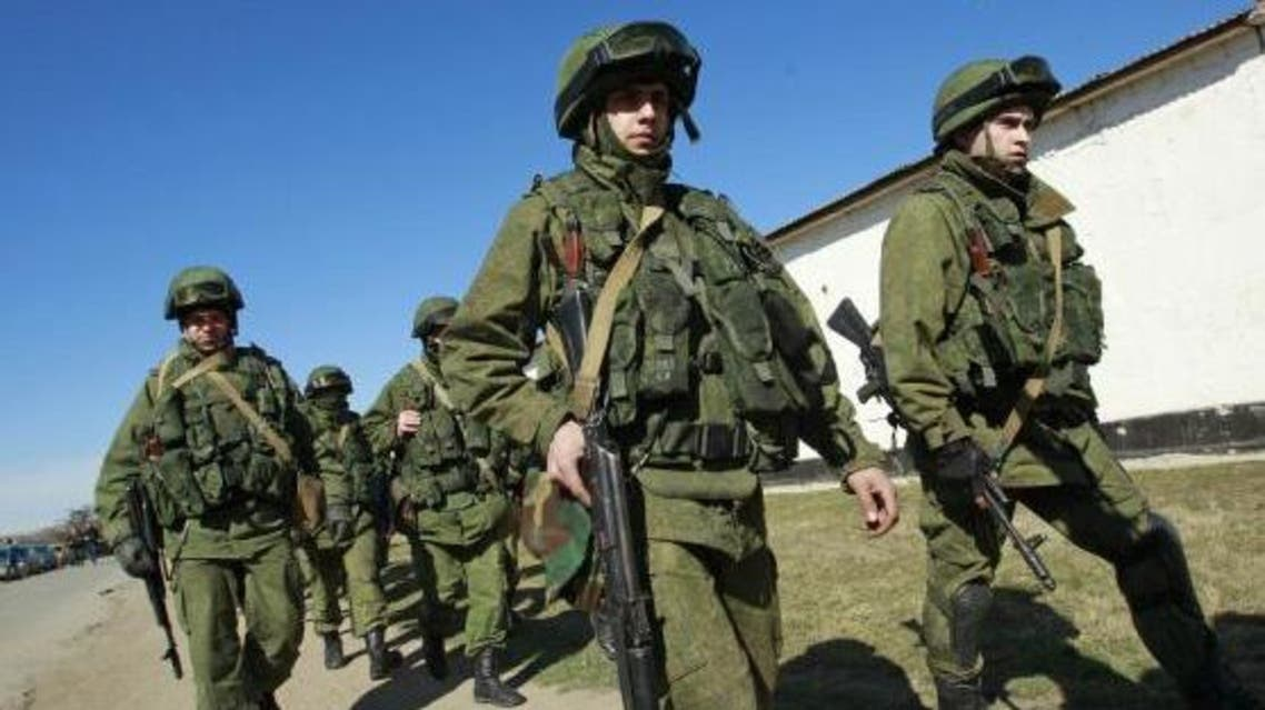 russian military reuters