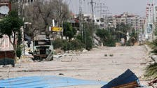 Syrian forces escalate assault on rebel-held Damascus district