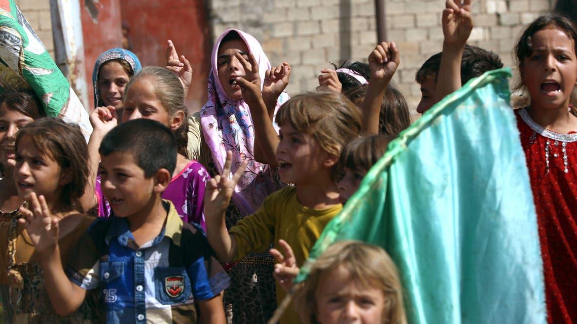 Iraqi town celebrates end of ISIS siege