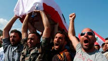 Anger as decapitated Lebanese soldier is buried