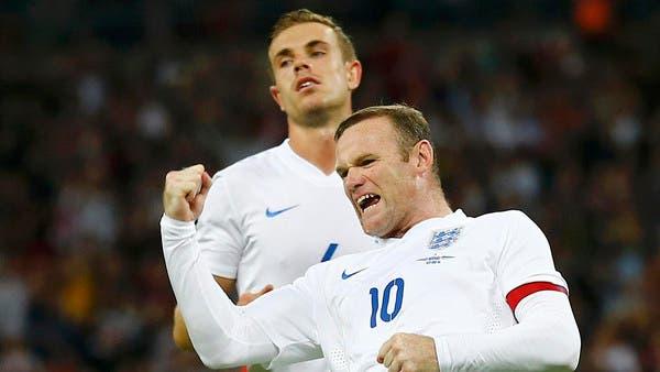 روني قاد الإنجليز إلى فوز هزيل على النرويج