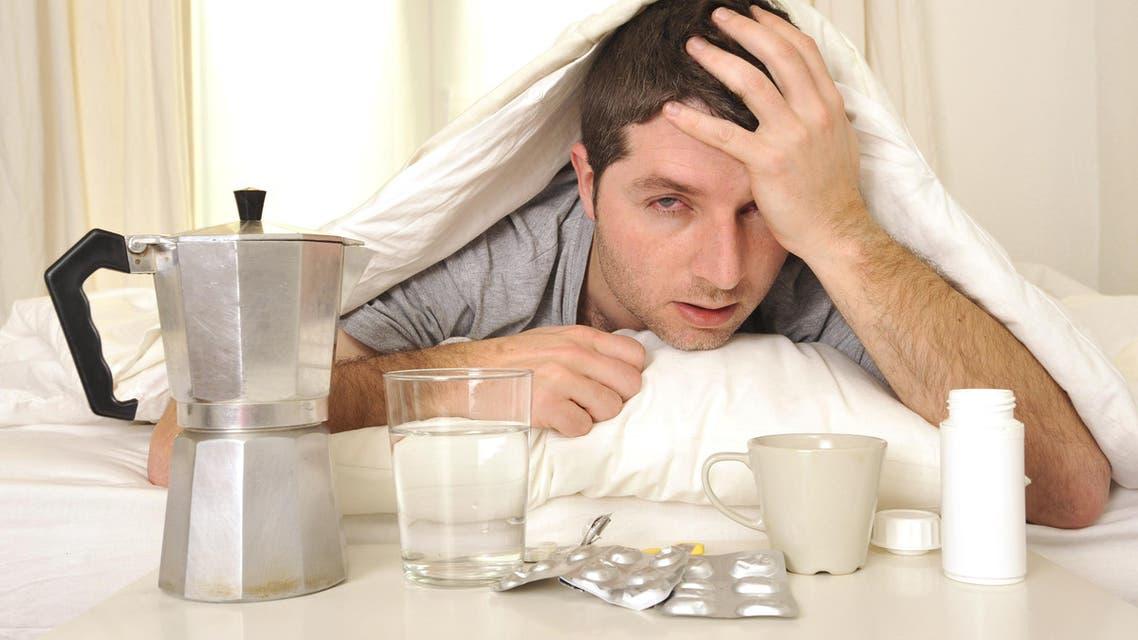 Hangover (Shutterstock)
