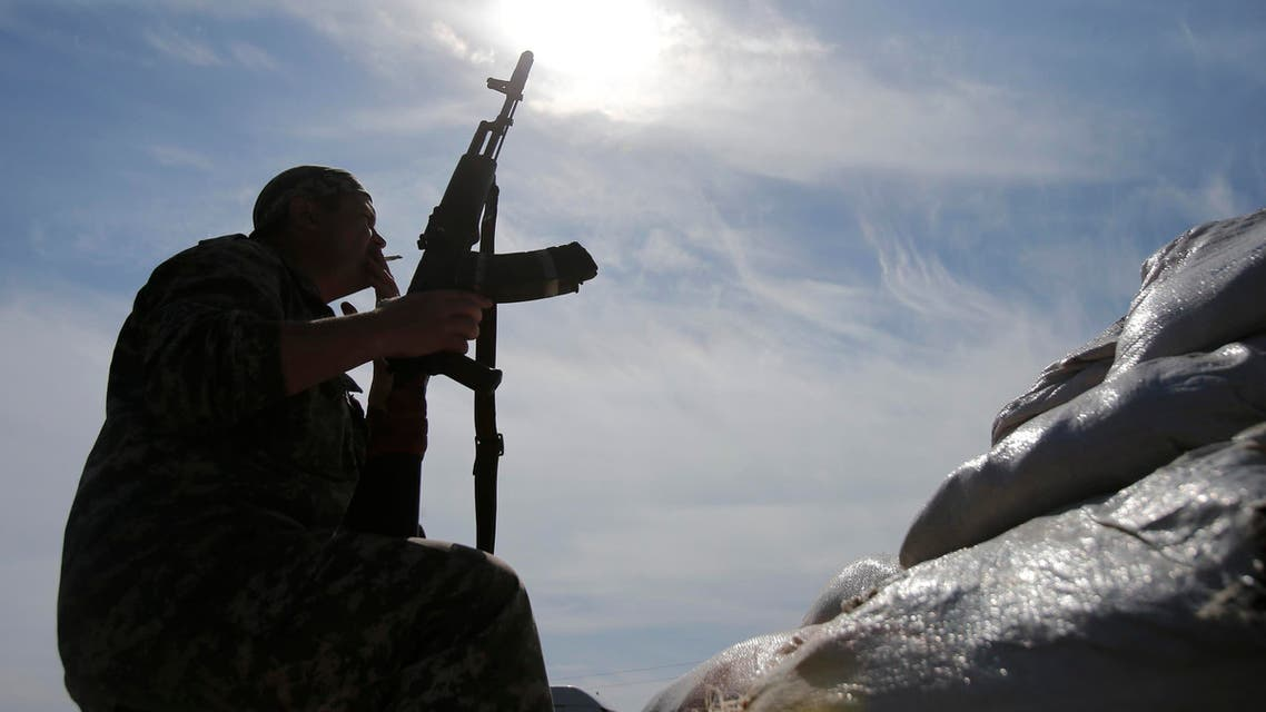 ukraine rebels reuters
