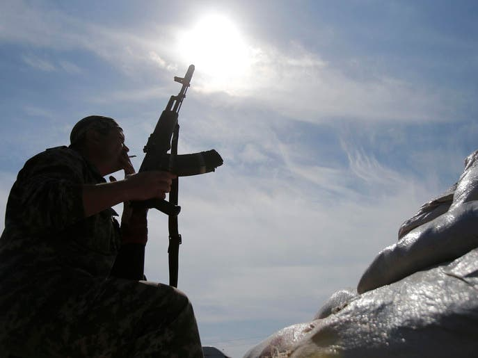 واشنطن قلقة من وصول تعزيزات عسكرية إلى شرق أوكرانيا