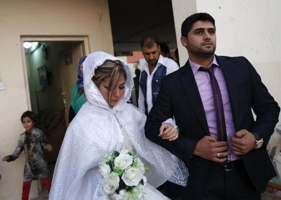 Love in Iraq survives despite ISIS