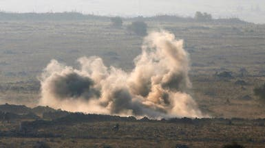 قذيفة من معارك سوريا تسقط بالجولان.. وإسرائيل ترد
