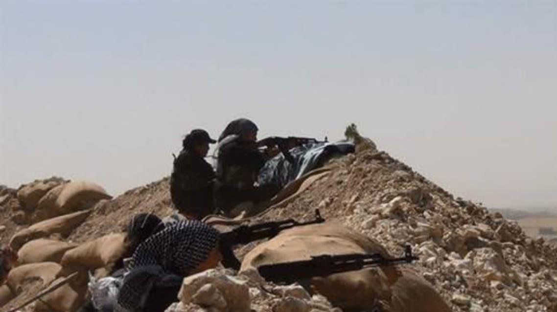 مصرع 10 مقاتلات كرديات 3