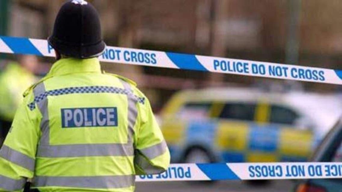 شرطة لندن جريمة قتل